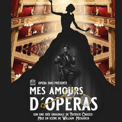 Mes amours d'opéras